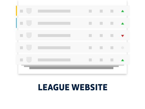 League Website